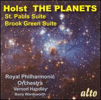 Holst: The Planets; St. Paul's Suite; Brook Green Suite - Ambrosian Chorus (choir, chorus); Royal Philharmonic Orchestra