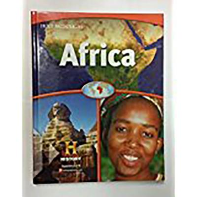 Holt McDougal World Geography: Student Edition Africa 2012 - Holt McDougal (Prepared for publication by)