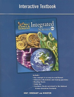 Holt Science & Technology: Integrated Science, Level Blue ...