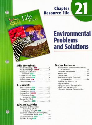 technology environmental problems