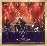 Home: A Live Concert Recording with the Atlanta Symphony Youth Orchestra - Collective Soul