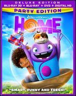 Home [Includes Digital Copy] [3D] [Blu-ray/DVD]