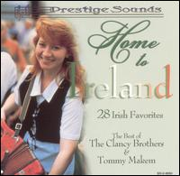 Home to Ireland - Clancy Brothers & Tommy Makem