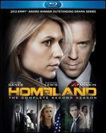 Homeland: The Complete Second Season [3 Discs] [Blu-ray]