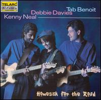 Homesick for the Road - Tab Benoit/Debbie Davies/Kenny Neal