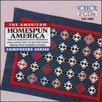 Homespun America - Allen Vizzutti (cornet); Eastman Wind Ensemble; Gary Bordner (flugelhorn); Eastman Chorale (choir, chorus)