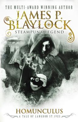 Homunculus - Blaylock, James P