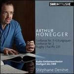 Honegger: Symphonies Nos. 2 & 3; Rugby; Pacific 231