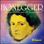 Honegger: The Chamber Music, Disc 3