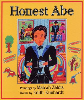 Honest Abe - Kunhardt, Edith