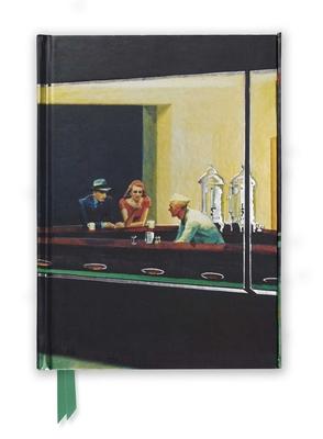 Hopper: Nighthawks (Foiled Journal) - Hopper