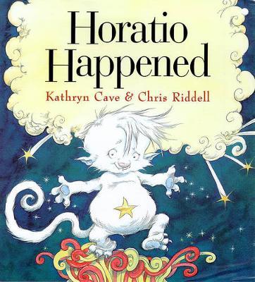 Horatio happened - Cave, K