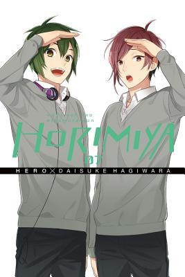 Horimiya, Vol. 7 - Hero, and Hagiwara, Daisuke