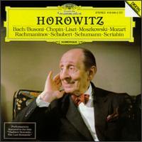 Horowitz - Vladimir Horowitz (piano)