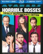 Horrible Bosses [Totally Inappropriate Edition] [2 Discs] [With Hangover 3 Movie Money] [Blu-ray]