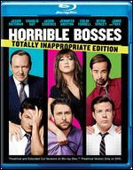 Horrible Bosses [Totally Inappropriate Edition] [3 Discs] [Includes Digital Copy] [Blu-ray/DVD]