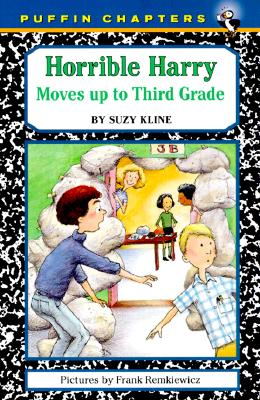Horrible Harry Moves Up to the Third Grade - Kline, Suzy