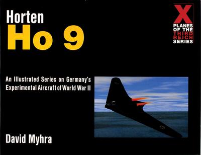Horten Ho 9 - Myhra, David