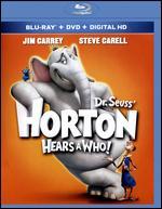 Horton Hears a Who [Blu-ray/DVD] [3 Discs] - Jimmy Hayward; Steve Martino