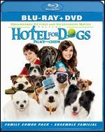 Hotel For Dogs [French] [Blu-ray/DVD]