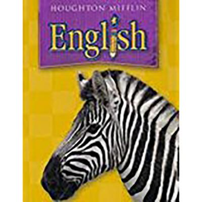 Houghton Mifflin English: Student Book Grade 5 2004 - Houghton Mifflin Company (Prepared for publication by)