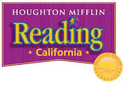 Houghton Mifflin Reading Leveled Readers California: Vocab Readers 6 Pack Above Level Grade K Unit 2 Selection 5 Book 10 - The City - Houghton Mifflin Company (Prepared for publication by)