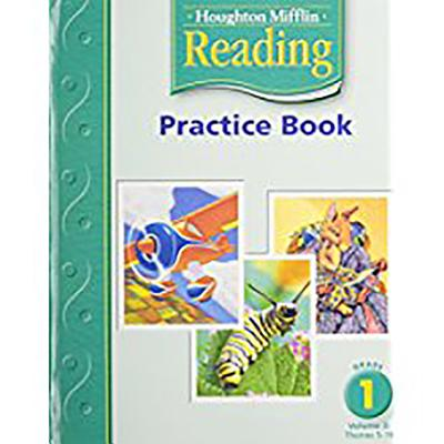 Houghton Mifflin Reading: Practice Book, Volume 2 Grade 1 - Houghton Mifflin Company (Prepared for publication by)