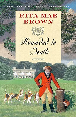 Hounded to Death - Brown, Rita Mae