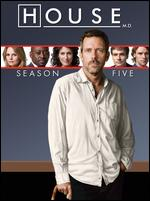 House: Season Five [5 Discs] -