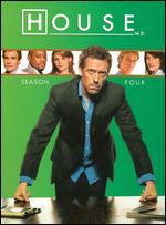 House: Season Four [4 Discs]
