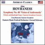 "Hovhaness: Symphony No. 48 ""Vision of Andromeda"""