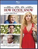 How Do You Know [French] [Blu-ray]