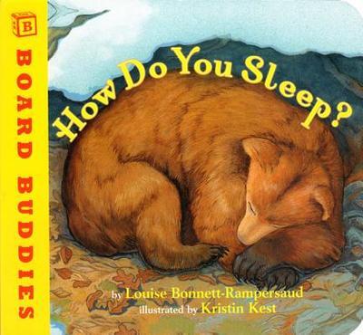 How Do You Sleep? - Bonnett-Rampersaud, Louise