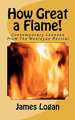 How Great a Flame!: Contemporary Lessons from the Wesleyan Revival - Logan, James C