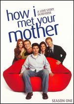 How I Met Your Mother: Season One [3 Discs]