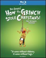 How the Grinch Stole Christmas [The Ultimate Edition] [Blu-ray/DVD] [2 Discs]