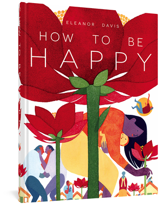 How to Be Happy graphic novel cover