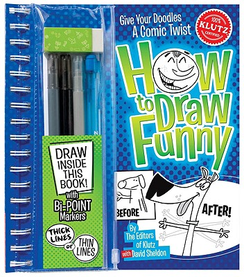 How to Draw Funny - Klutz Press (Editor), and Sheldon, David