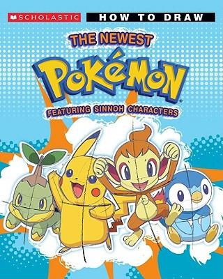 How to Draw Pokemon Sinnoh Friends - Alfano, Maria B