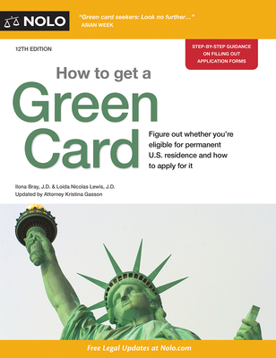How to Get a Green Card - Bray, Ilona
