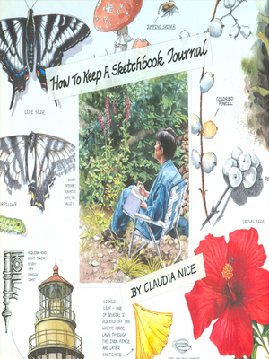 How to Keep a Sketchbook Journal - Nice, Claudia