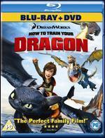How to Train Your Dragon [Blu-ray/DVD] - Chris Sanders; Dean DeBlois