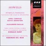 Howells: Hymnus Paradisi; Fantasia