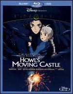 Howl's Moving Castle [2 Discs] [Blu-ray/DVD]