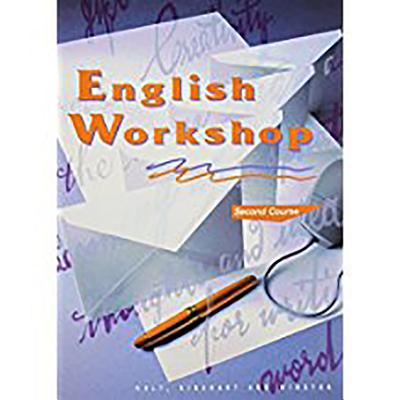 Hrw English Workshop: Student Edition Grade 8 - Holt Rinehart and Winston (Prepared for publication by)