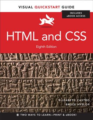 HTML and CSS with Access Code - Castro, Elizabeth, and Hyslop, Bruce