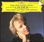 Hugo Wolf, Gustav Mahler: Lieder