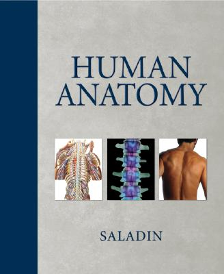 Human Anatomy with Olc Bind-In Card - Saladin, Kenneth S