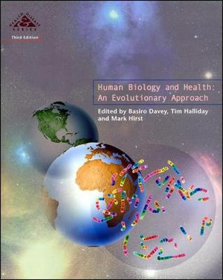 Human Biology and Health 3/E - Davey, Basiro (Editor), and Hirst, Mark (Editor), and Halliday, Tim (Editor)