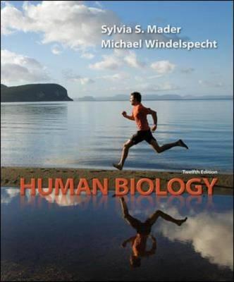 Human Biology - Mader, Sylvia S.